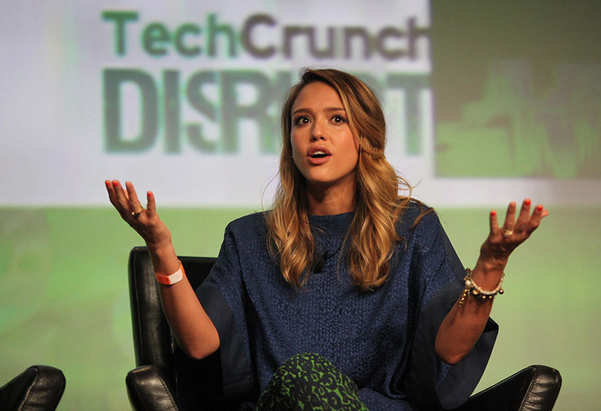 Jessica Alba, Actress and Business Woman